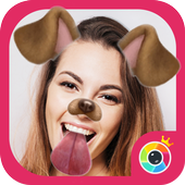 Sweet Face Camera - live filter,Selfie photo edit 图标