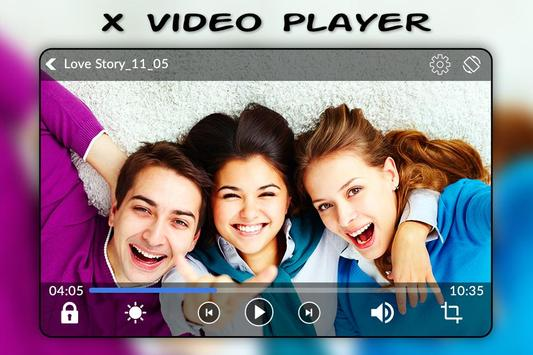 XXX Video Player : All Formate Video Player poster