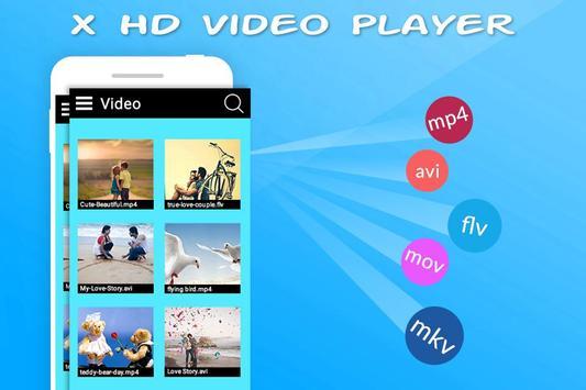 XXX Video Player : All Formate Video Player apk screenshot
