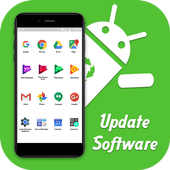 Update Software for Android Mobile icon