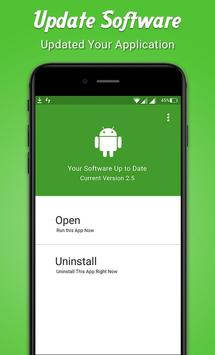Update Software for Android Mobile screenshot 2