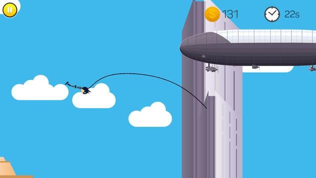 Shadow: Swing, Fly apk screenshot