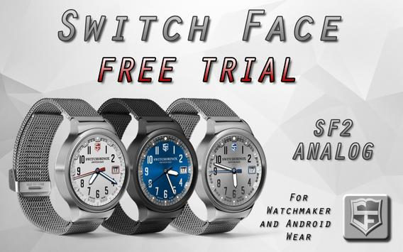 SF2 Trial Face for WatchMaker poster