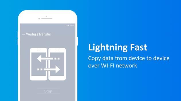 Smart Switch Copy My Data Mobile screenshot 2
