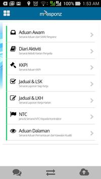 SWM mResponz Official screenshot 1