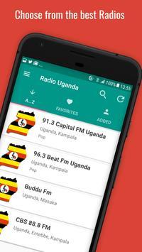 Radio Uganda poster