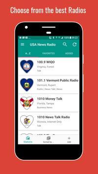 USA News Radio poster