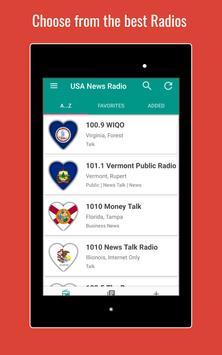 USA News Radio screenshot 9