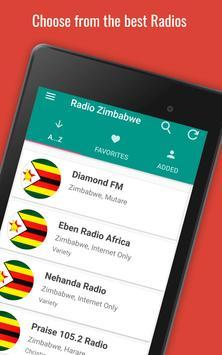 Zimbabwe Radio 🇿🇼📻 screenshot 14