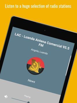 📻 Angola Radio Stations 🇦🇴 screenshot 7