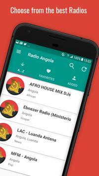 📻 Angola Radio Stations 🇦🇴 poster