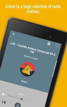 📻 Angola Radio Stations 🇦🇴 screenshot 13