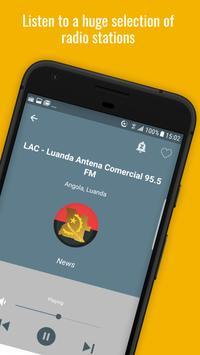 📻 Angola Radio Stations 🇦🇴 screenshot 1