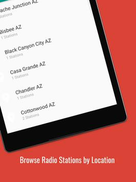 Arizona Radio Stations apk screenshot