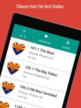 📻🇺🇸 Arizona Radio Stations apk screenshot