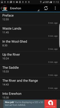 Samuel Butler Audiobooks apk screenshot