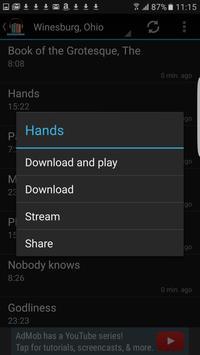 Sherwood Anderson Audiobooks screenshot 2
