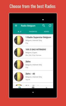 📻 Belgium Radio Stations screenshot 12