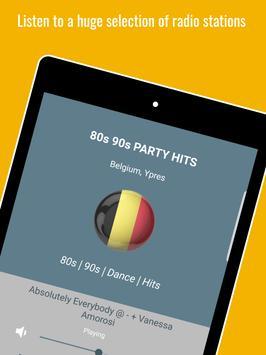 📻 Belgium Radio Stations screenshot 8