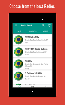 📻 Radio Brazil 🇧🇷 screenshot 12