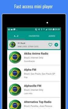 📻 Radio Brazil 🇧🇷 apk screenshot
