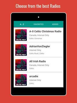 Celtic Folk Radio Stations screenshot 7
