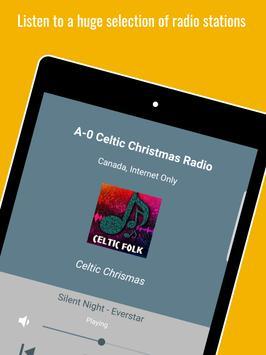 Celtic Folk Radio Stations screenshot 8