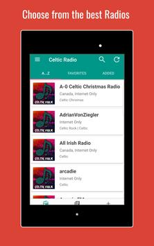 Celtic Folk Radio Stations screenshot 14