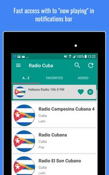 Radio Cuba screenshot 10