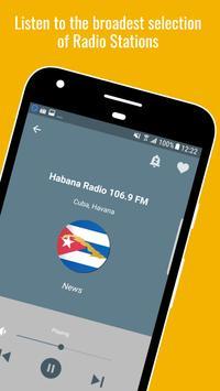 Radio Cuba screenshot 1