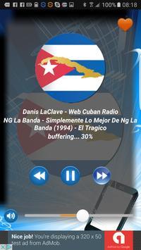 Radio Cuba - Cuban News & Music Radio Stations apk screenshot
