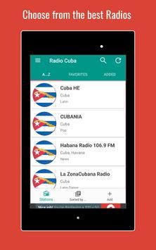 Radio Cuba screenshot 7