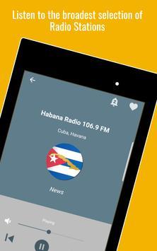 Radio Cuba screenshot 8