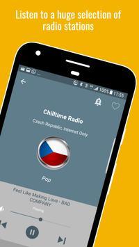 📻 Czech Radio 🇨🇿 screenshot 1