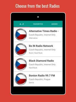 📻 Czech Radio 🇨🇿 screenshot 7
