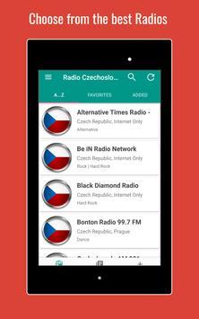 📻 Czech Radio 🇨🇿 screenshot 9