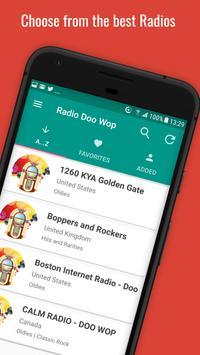 Doo Wop Radio Stations poster