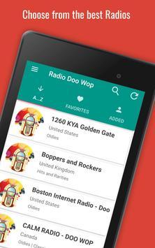 Doo Wop Radio Stations apk screenshot