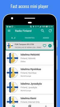 Finland Radio Stations screenshot 3