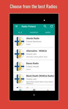Finland Radio Stations screenshot 9