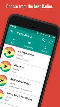Radio Ghana 🇬🇭📻 poster