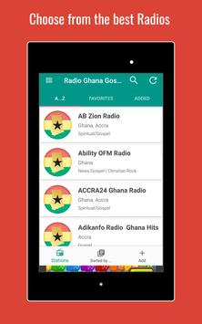 Radio Gospel Ghana PRO+ screenshot 9