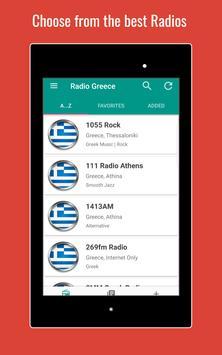 Radio Greece screenshot 9