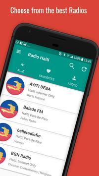 Haiti Radio Stations 📻🇭🇹 poster
