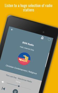 Haiti Radio Stations 📻🇭🇹 apk screenshot