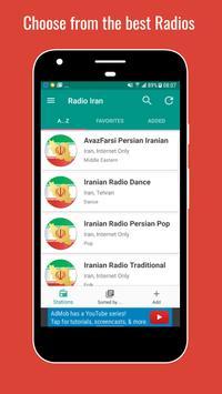 Radio Iran 🇮🇷📻 News and Music Live from Iran poster