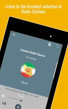 Radio Iran - News and Music Live from Iran apk screenshot