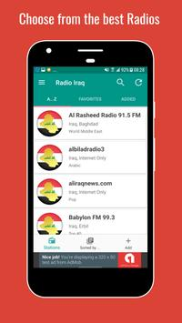 Radio Iraq 📻🇮🇶 Iraqi Music & News Radio poster