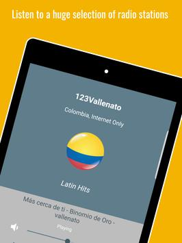 Latin American Radio Stations 📻 apk screenshot