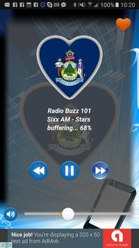 Maine Radio Stations apk screenshot